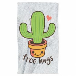 Полотенце Free Hugs Cactus