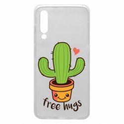 Чехол для Xiaomi Mi9 Free Hugs Cactus