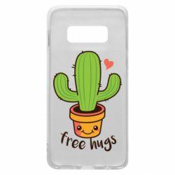 Чохол для Samsung S10e Free Hugs Cactus