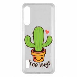 Чохол для Xiaomi Mi A3 Free Hugs Cactus