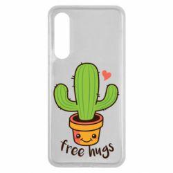 Чехол для Xiaomi Mi9 SE Free Hugs Cactus