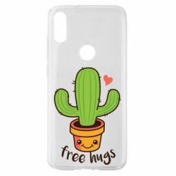 Чехол для Xiaomi Mi Play Free Hugs Cactus