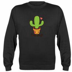 Реглан (світшот) Free Hugs Cactus