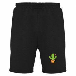 Мужские шорты Free Hugs Cactus