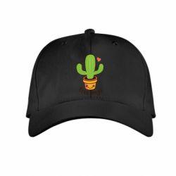 Дитяча кепка Free Hugs Cactus