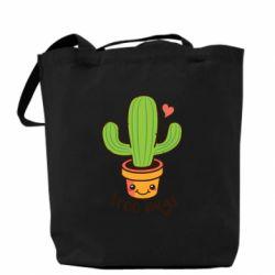 Сумка Free Hugs Cactus