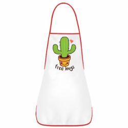Фартух Free Hugs Cactus