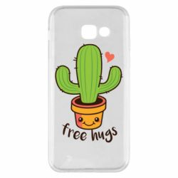 Чехол для Samsung A5 2017 Free Hugs Cactus