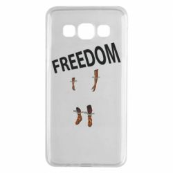 Чехол для Samsung A3 2015 Freedom and limbs