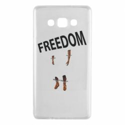 Чехол для Samsung A7 2015 Freedom and limbs