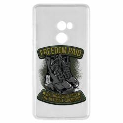 Чехол для Xiaomi Mi Mix 2 Freedom paid  by those who paid the ultimate  sacrifice