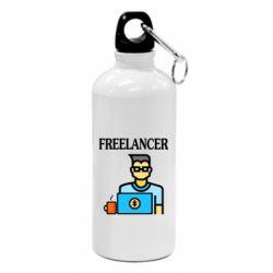 Фляга Freelancer text