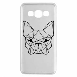 Чехол для Samsung A3 2015 French Bulldog Art