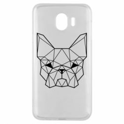 Чехол для Samsung J4 French Bulldog Art
