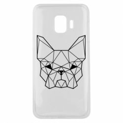 Чехол для Samsung J2 Core French Bulldog Art