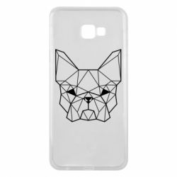 Чехол для Samsung J4 Plus 2018 French Bulldog Art