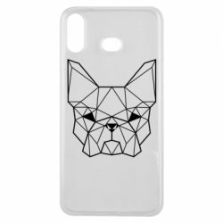 Чехол для Samsung A6s French Bulldog Art
