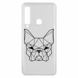 Чехол для Samsung A9 2018 French Bulldog Art