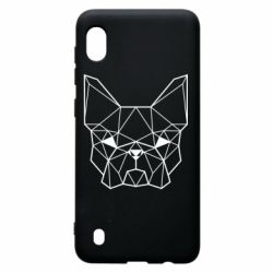 Чехол для Samsung A10 French Bulldog Art