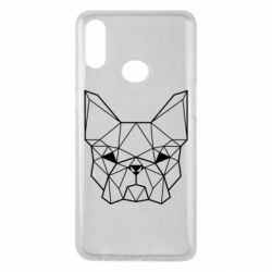 Чехол для Samsung A10s French Bulldog Art