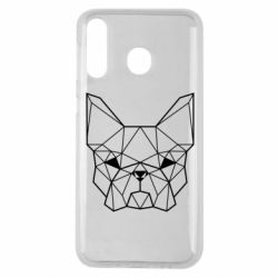 Чехол для Samsung M30 French Bulldog Art
