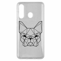 Чехол для Samsung M40 French Bulldog Art