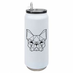 Термобанка 500ml French Bulldog Art