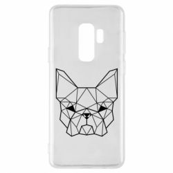 Чехол для Samsung S9+ French Bulldog Art