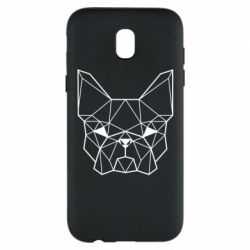 Чехол для Samsung J5 2017 French Bulldog Art