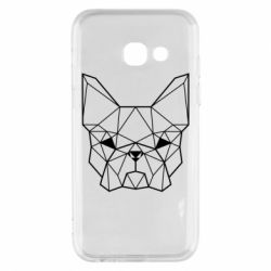 Чехол для Samsung A3 2017 French Bulldog Art