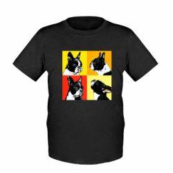 Детская футболка Френчи - FatLine