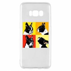 Чехол для Samsung S8 Френчи - FatLine