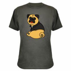 Камуфляжная футболка Frenk art