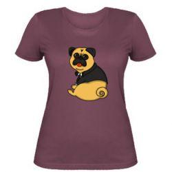 Женская футболка Frenk art