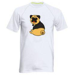 Мужская спортивная футболка Frenk art