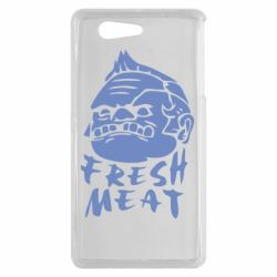 Чехол для Sony Xperia Z3 mini Fresh Meat Pudge - FatLine