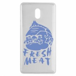Чехол для Nokia 3 Fresh Meat Pudge - FatLine