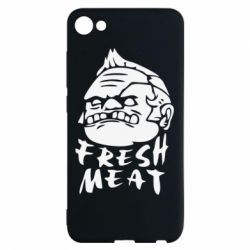 Чехол для Meizu U10 Fresh Meat Pudge - FatLine