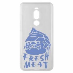 Чехол для Meizu Note 8 Fresh Meat Pudge - FatLine