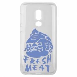 Чехол для Meizu V8 Fresh Meat Pudge - FatLine