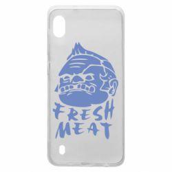 Чехол для Samsung A10 Fresh Meat Pudge