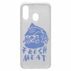 Чехол для Samsung A40 Fresh Meat Pudge