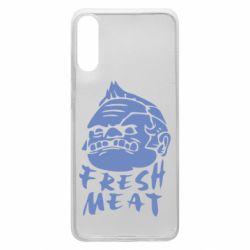 Чехол для Samsung A70 Fresh Meat Pudge