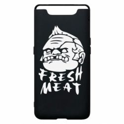 Чохол для Samsung A80 Fresh Meat Pudge