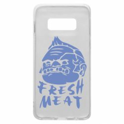 Чехол для Samsung S10e Fresh Meat Pudge