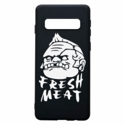 Чехол для Samsung S10 Fresh Meat Pudge