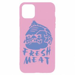 Чехол для iPhone 11 Pro Fresh Meat Pudge
