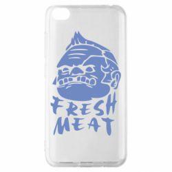 Чехол для Xiaomi Redmi Go Fresh Meat Pudge