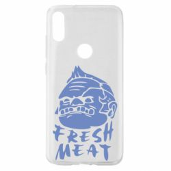 Чехол для Xiaomi Mi Play Fresh Meat Pudge