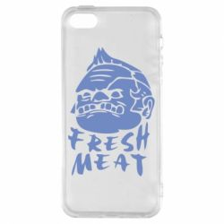 Чехол для iPhone5/5S/SE Fresh Meat Pudge - FatLine